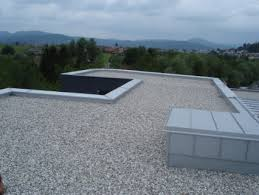 ravna streha izvedba