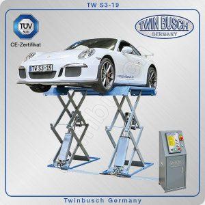 hidravlično dvigalo za avto