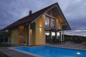 Einfamilienhaus modern
