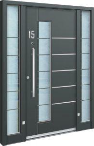 Haustür mit Seitenteil Preise