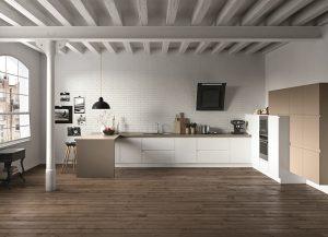 kotne bele kuhinje