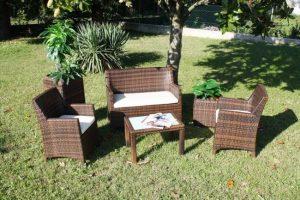 Garniture za vrt