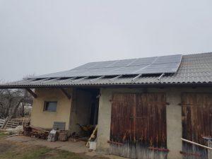 sončna elektrarna gradbeno dovoljenje