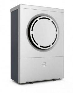 toplotna črpalka za ogrevanje sanitarne voe