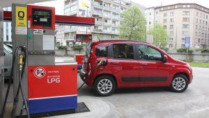 utekočinjeni naftni plin