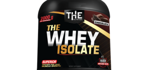 THE whey isolate
