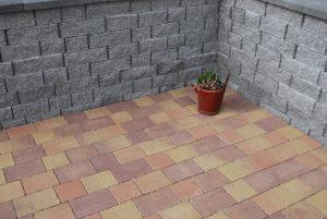 Zid iz betonskih zidakov