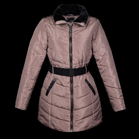 Topla in udobna ženska jakna
