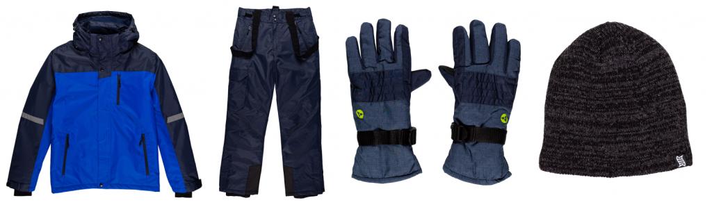 Skijaška odjeća za muškarce