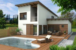 Moderna hiša