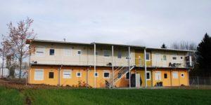 modulare Gebäude
