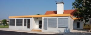 prefab modular office buildings