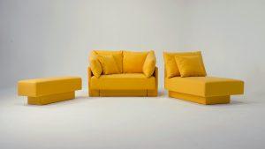 sestavljiva sedežna garnitura