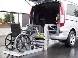 Dvižna ploščad za invalide